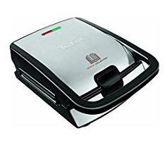 Tefal Snack Collection SW852D - Belgisches Waffeleisen